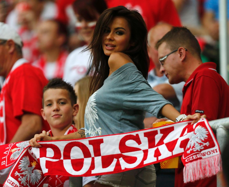 Crazy polish women